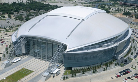 Cowboys Stadium En Fold 174 Retractable Awning By Uni Systems