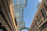 Rectractable roof at City Creek Center