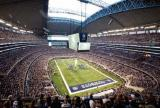 Rectractable roof at Cowboys Stadium
