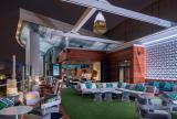 Retractable awning at Kimpton Tryon Park Hotel