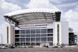 Retractable roof at Reliant Stadium