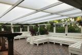 En-Fold Awning - Soho Beach House Club Bar Interior