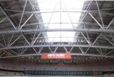 Rectractable roof at Swedbank Arena
